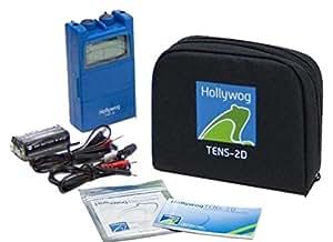 Hollywog Pain Relief Electronic Nerve Stimulator Unit - Tens Machine