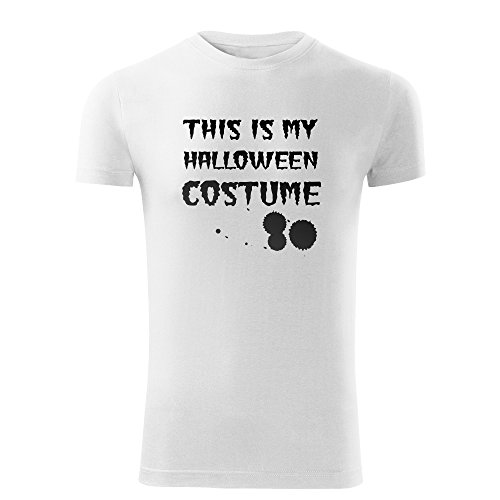 Herren Halloween - T-Shirt Poloshirt mit Motiv - Design - Party - Freizeit - Sport - Fun -S-XXL - NEU