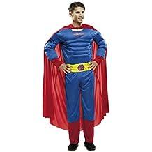 My Other Me - Disfraz Súper Héroe adulto, talla XXL  (Viving Costumes MOM02072)