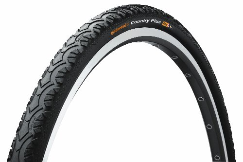 Continental Trekking und City- Reifen Country Plus Reflex, black reflex, 700 x 47C, 100322
