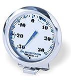 Sunartis 1-4007 T404SL Kühl- und Gefrierschrankthermometer mit Angabe der optimalen Temperaturbereiche