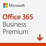 Microsoft Office 365 Business Premium multilingual | 1 Nutzer | 5 PCs/Macs, 5 Tablets, 5 mobile Geräte | 1 Jahresabonnement | Download