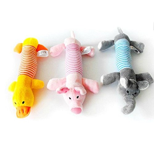 Domire-Dog-Toy-Pet-Puppy-Plush-Sound-Chew-Squeaker-Squeaky