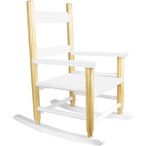 Promobo – Sedia a dondolo sedia a dondolo Bambino in legno arredo design