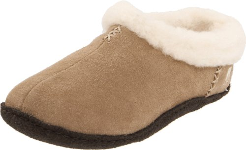 Sorel Nakiska NL1474, Pantofole Donna, Beige (British Tan), 39