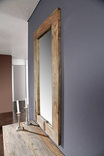 MASSIVMOEBEL Spiegel Palisander aus Massivholz/Sheesham - 67,90 €