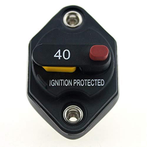 JenNiFer F1665-40A Manuelle Reset Switchable Mid-Range Breaker
