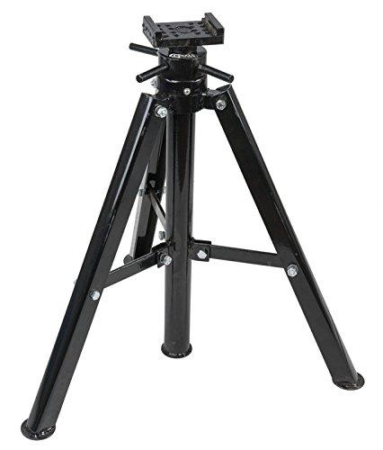 Preisvergleich Produktbild KS Tools Stahl-Spindel-Unterstellbock, 12t, 160.0442