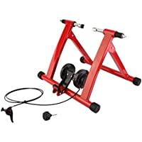 hehi Lark bicicleta rollo, Indoor antebrazos Mountain Road Foldable Magnetic Bike Exercise Fitness Cycle.