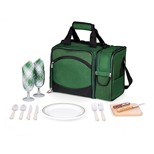 Picknick Zeit Isolierte Kühler Tote One Size hunter green Hunter Green Teller