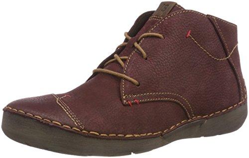Josef Seibel Damen Fergey 18 Desert Boots Rot (Bordo 410) 40 EU