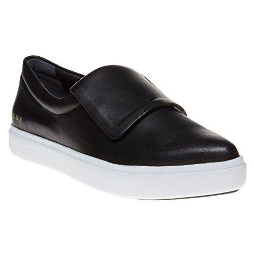 DKNY Tanner Femme Baskets Mode Noir