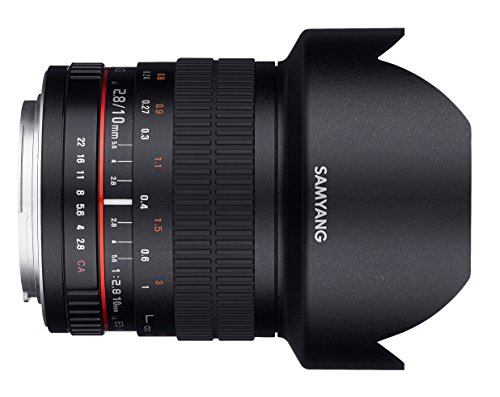 Samyang 10mm F2.8 ED AS NCS CS Objektiv Canon EF - 2