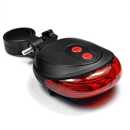elegadget bicycle rear lamp cycling safety tail light warning lamp 7 mode flashlight Elegadget Bicycle Rear Lamp Cycling Safety Tail Light Warning Lamp 7 Mode Flashlight 41NnrvuadgL