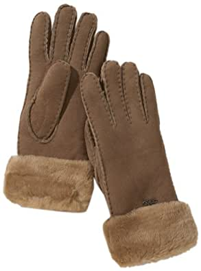 Emu Accessoires Damen Handschuh, W9405/Apollo Bay Gloves, Gr. one size (M/L), Braun (Toffee)