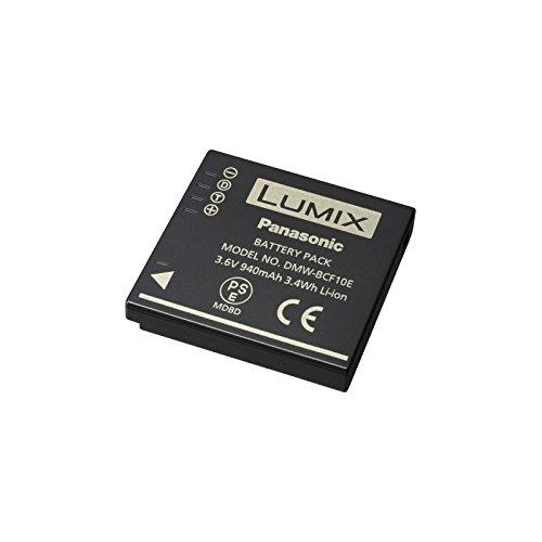 Panasonic dmw-bcf10e9Akku für Kamera schwarz