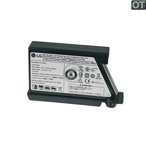ORIGINAL LG Electronics EAC62218202 Akkublock Lithium Ionen Akku Batterie Staubsaugerroboter Wischroboter HomBot Square VR6260LVM VR6270LVMB Lg 26