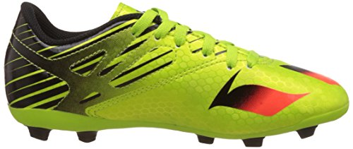 adidas Messi Multi-Surfaces, Chaussures de Football Amricain Mixte Enfant Solar Slime
