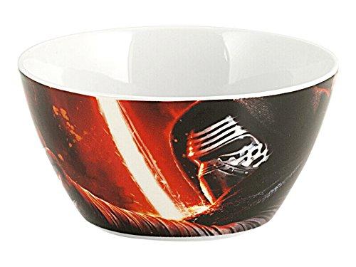 Home Star Wars Bol Motif Kylo Ren, Porcelaine, Multicolore, 14 x 14 x 7 cm