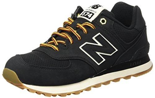 new-balance-574-zapatillas-para-hombre-negro-black-42-eu