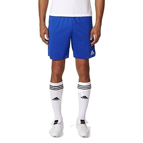 Shorts Running Adidas (adidas Herren Shorts Mit Innenslip Parma 16, Blau/Weiß, L, AJ5888)