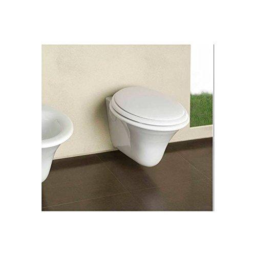 WC Hatria Skulpturen sedile-asse wc- Original Hatria–Duroplast