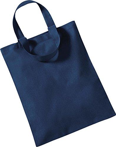 Westford Mill Aufbewahrung Shopper Handtasche Mini Tasche für Life One Größe Blau - Marineblau