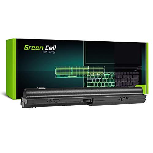 Green Cell Extended Serie PR06 633805-001 Laptop Akku für HP ProBook 4330s 4430s 4530s 4535s 4540s (9 Zellen 6600mAh 11.1V Schwarz)