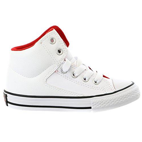 Converse All Star Sneakers Bambini BIANCO Bianco
