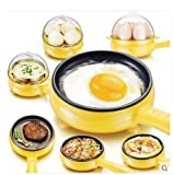 Best Cookware Roasting Pans - BESQUE 2 In 1 Multifuctional Steaming Device egg Review