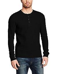 Levi's Herren T-Shirt Ls Refined Henley