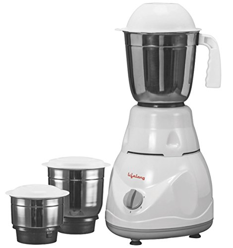 5. Lifelong Power Pro 500-Watt Mixer Grinder