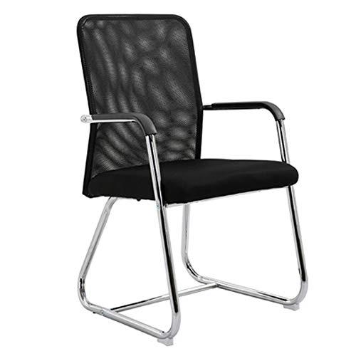 Bürostuhl, Konferenzstuhl, Computerstuhl, mit Schleife, Netzstoff, Mahjong-Stuhl, Sonderangebot Large 8