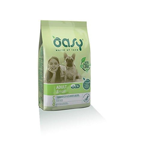 OASY Alimento secco per cane adult small 1kg - Mangimi secchi per cani