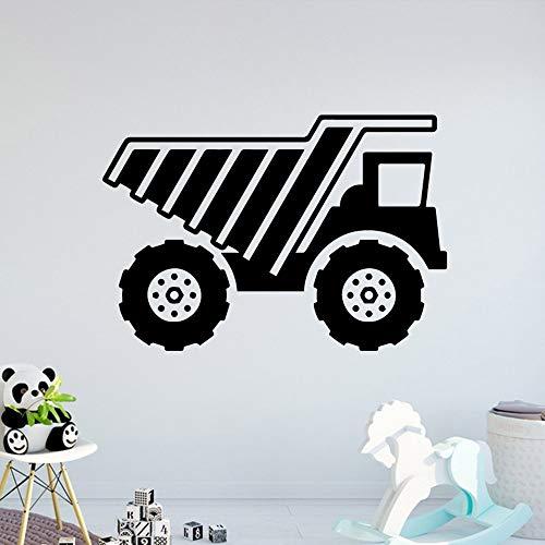 wukongsun Lindo Tractor PVC Tatuajes de Pared decoración del hogar Dormitorio guardería...