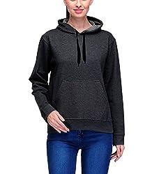 Scott Womens Premium Cotton Pullover Hoodie Sweatshirt - Charcoal Grey - 1.1_lssh4_L