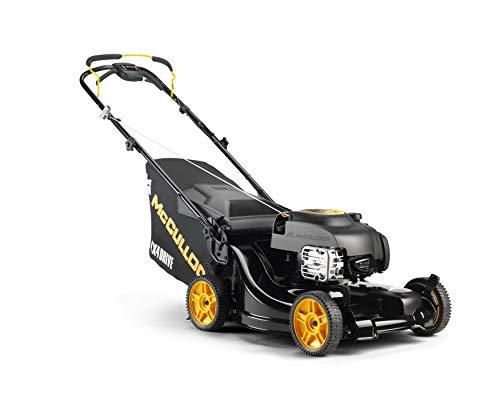 McCulloch M53-150APX 4x4 Walk behind lawn mower Negro, Amarillo - Cortacésped (Walk behind lawn mower, 53 cm, 2,5 cm, 10,2 cm, 25-102, 0,8 L)