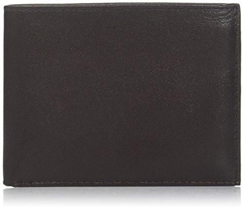 Dopp Herren Geldbörse (Dopp Herren Geldbörse mit Kreditkarte - Braun - Einheitsgröße)