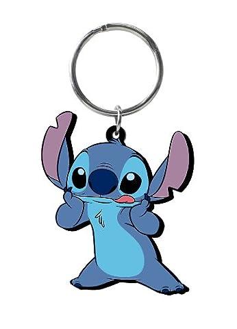 Porte Cle Stitch - Disney Stitch Soft Touch PVC Key