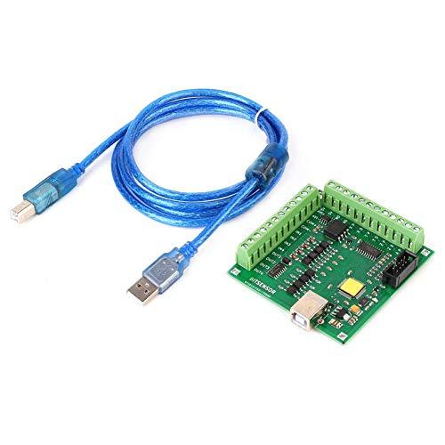 Nitrip 200KHz Mach3 Controller Card Board für Servomotor CNC Graviermaschine 4 USB -