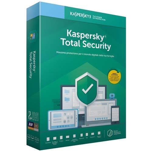 Kaspersky Total Security 1Y 3U 2020