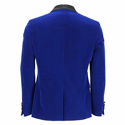 Uomo velluto marrone vintage 3tuta giacca gilet pantaloni venduto separatamente *