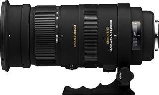 Sigma 50-500mm f/4-6.3 APO DG OS HSM CAF - Objetivo para Canon (Distancia Focal 50-500mm, Apertura f/4-22, estabilizador óptico, diámetro: 95mm) Color Negro (B003980YK6) | Amazon price tracker / tracking, Amazon price history charts, Amazon price watches, Amazon price drop alerts