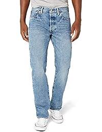 Levi's 501 Tapered Jeans, Blu (Crosby 100), 29W / 34L Uomo