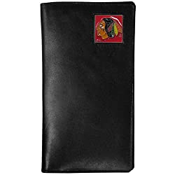 NHL Chicago Blackhawks Tall Leather Wallet