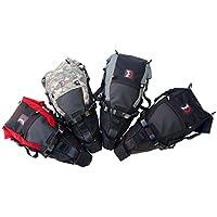 Revelate Design Pika Seat Bag, Slate/Black