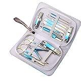 NNNQO Set Manicure per Pedicure,Kit di Utensili Tagliaunghie Incarniti Dell'unghia del Piede Il Kit Podologi Contiene Un Tagliaunghie Tagliaunghie Protettive per Unghie Tagliaunghie