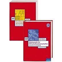 Value Pack: Mathematik für Wirtschaftswissenschaftler + Formelsammlung (Pearson Studium - Economic BWL)