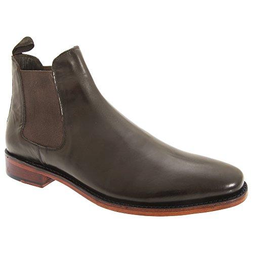 kensington-classics-mens-twin-gusset-all-leather-chelsea-boots-10-uk-dark-brown