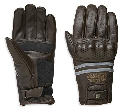 HARLEY-DAVIDSON® Men's Freesmont Full-Finger Gloves - 98274-19EM